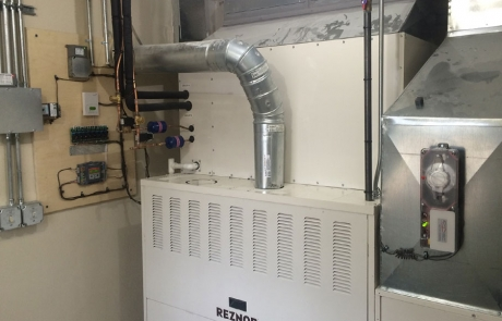 Boiler (New Install)